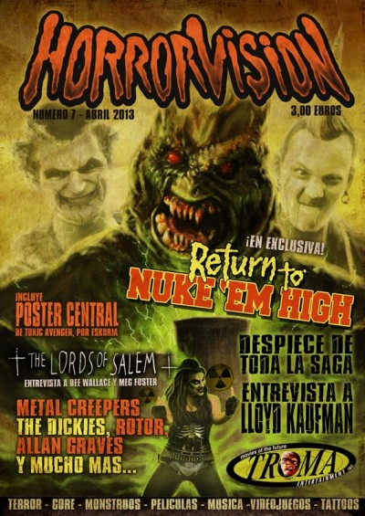 Horrorvision abril 2013